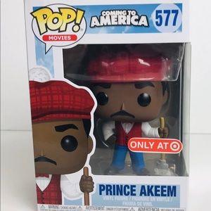 Funko Other - Funko Pop #577 Coming To America Prince Akeem